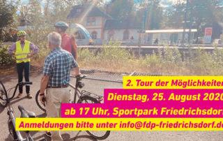 Flyer 2te Tour der Möglichkeiten in Friedrichsdorf