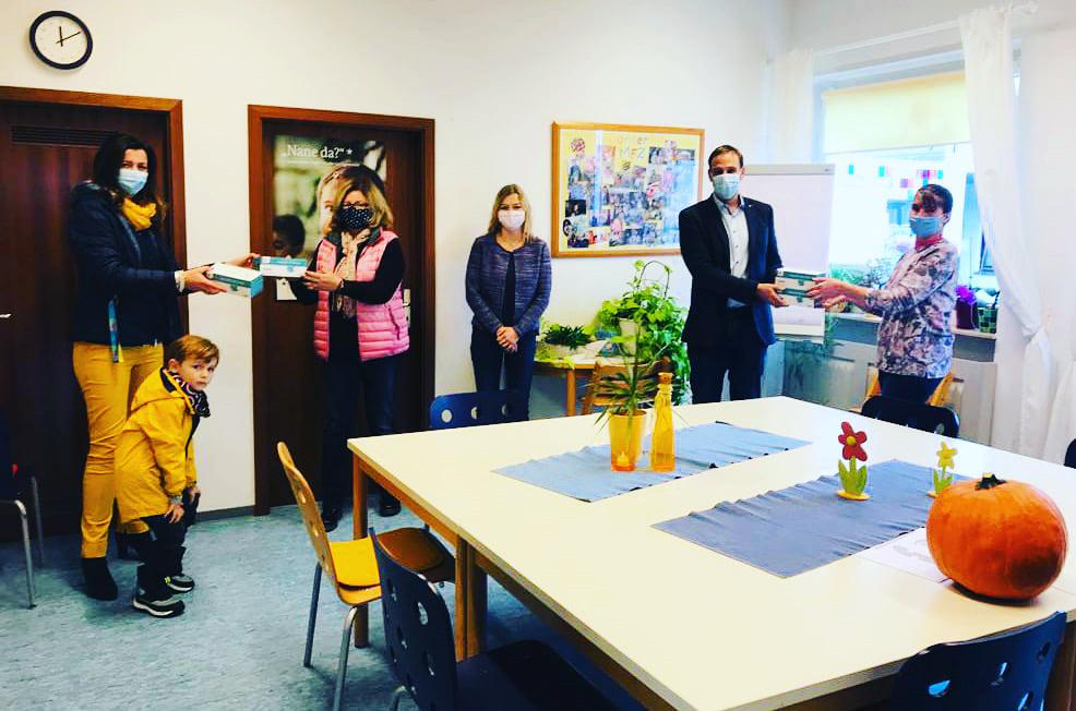 Foto - 3. Tour der Taten - FDP Friedrichsdorf