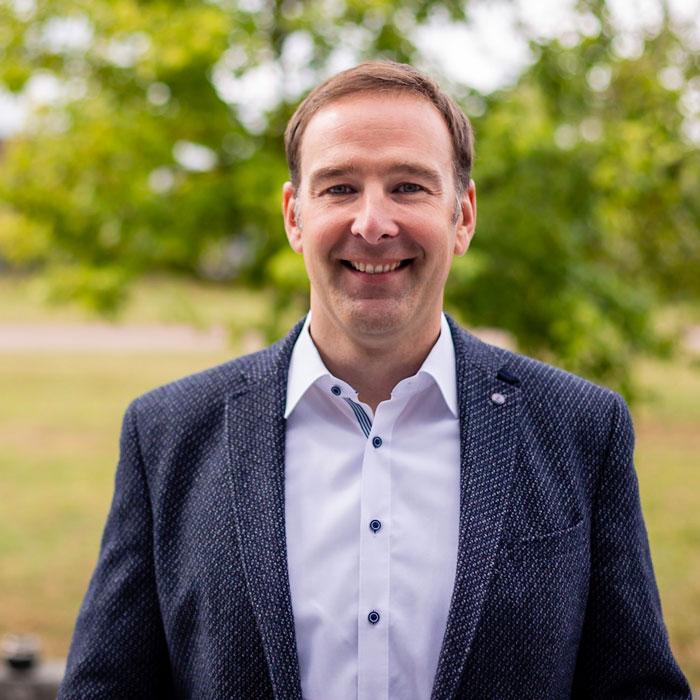Foto Jochen Kilp - Bürgermeisterkandidat Friedrichsdorf