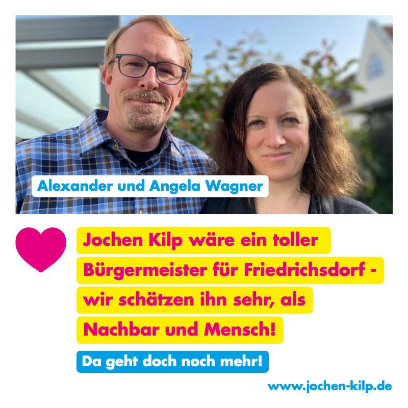 Testimonial Wagner